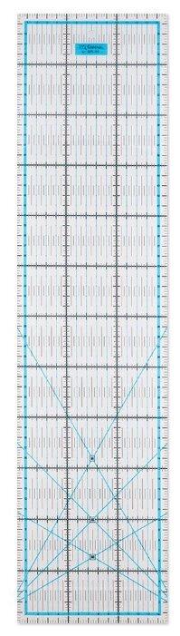 Gamma Линейка для пэчворка QRL-05 15 x 60 см