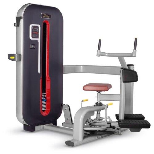 Фото - Тренажер со встроенными весами Bronze Gym MT-011 коричневый/серый тренажер со встроенными весами bronze gym ld 9028 черный