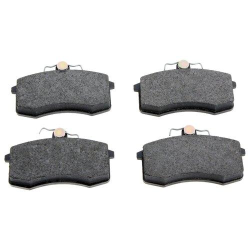 Фото - Дисковые тормозные колодки передние Ferodo TAR527B для LADA (ВАЗ) (4 шт.) дисковые тормозные колодки передние ferodo fdb4446 для mazda 3 mazda cx 3 4 шт