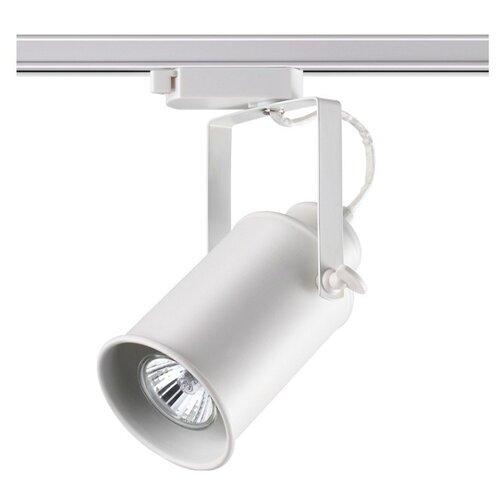 Трековый светильник-спот Novotech Pipe 370411 встраиваемый спот точечный светильник novotech vetro 369511