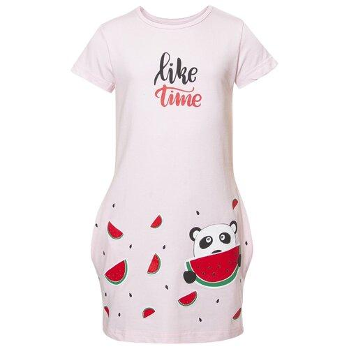 Купить Платье M&D размер 116, светло-розовый, Платья и сарафаны