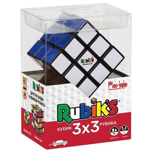 Головоломка Rubik's Кубик Рубика 3х3 (КР5027) черный/разноцветный