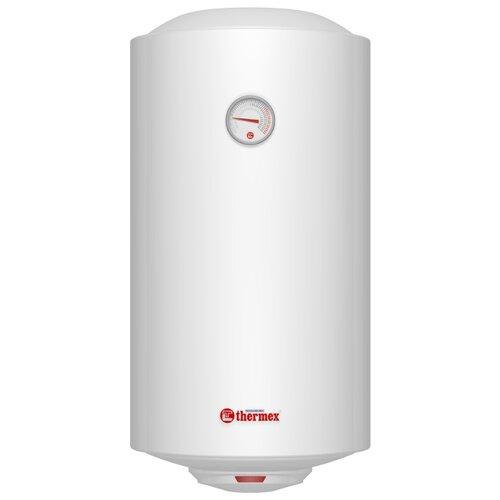 Накопительный электрический водонагреватель Thermex TitaniumHeat 50 V Slim, белый
