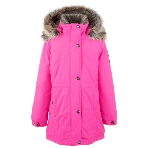 Купить Парка KERRY Edna K20671 размер 134, 00268 розовый, Куртки и пуховики
