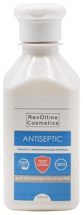 RevOlline cosmetics Средство для обработки рук и ногтей с антибактериальным эффектом