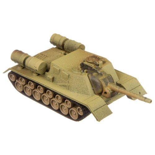 Фото - Сборная модель BONDIBON Танк №2 ВВ2516 1:72 сборная модель bondibon танк 16 вв2968 1 72