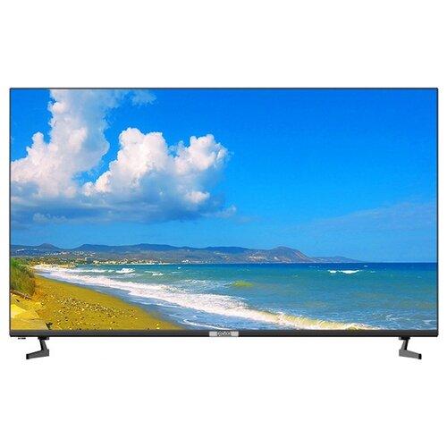 """Телевизор Polar P50L22T2SCSM 50"""" (2020), черный/серебристый"""