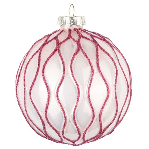 Набор шаров KARLSBACH 08511, розовый