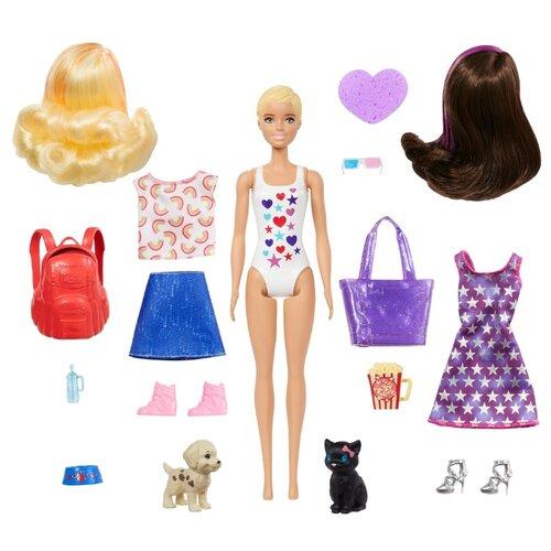 Кукла Barbie Невероятный сюрприз, GPD56, Куклы и пупсы  - купить со скидкой