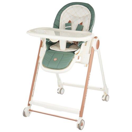 Фото - Стульчик для кормления Happy Baby Berny V2 dark green happy baby ходунки happy baby smiley v2 brown