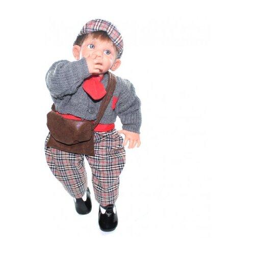 Кукла Lamagik Пальчик в носу мальчик, 38 см, 12006C