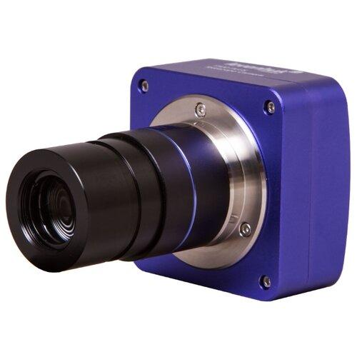 Фото - Камера цифровая LEVENHUK T500 PLUS 70362 синий камера цифровая levenhuk m300 base