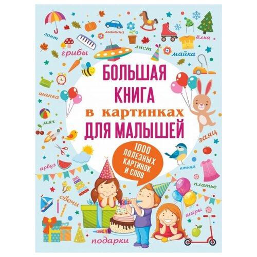 Купить Доманская Л.В., Пирожник С.С. Большая книга в картинках для малышей , АСТ, Учебные пособия