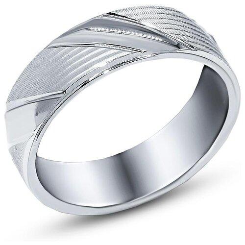 цена на Silver WINGS Кольцо из серебра 01fyr10982-113, размер 21.5