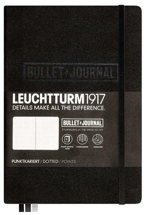 Блокнот Leuchtturm1917 Bullet Journal А5, 120 листов (346703)