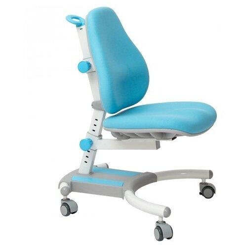 Компьютерное кресло RIFFORMA Comfort-33 с чехлом детское, обивка: текстиль, цвет: голубой rifforma кресло comfort 06