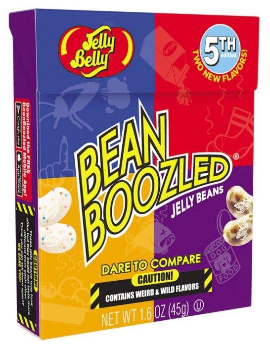 Драже жевательное Jelly Belly ассорти Bean Boozled 5-я версия, коробка 45 г