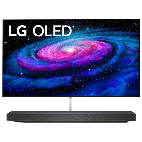 """Телевизор OLED LG OLED65WX9LA 65"""" (2019) черный"""