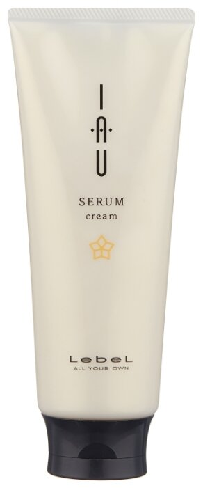 Lebel Cosmetics Аромакрем для волос IAU Serum