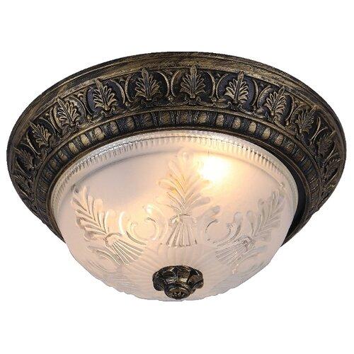 Светильник без ЭПРА Arte Lamp Piatti A8005PL-2BN, D: 35 см, E27