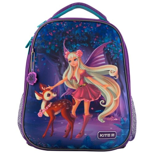 Купить Kite Рюкзак Education Wood fairy K19-531M-2 фиолетовый, Рюкзаки, ранцы