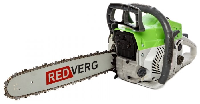 Бензиновая пила RedVerg RD-GC45-16 1800 Вт — купить по выгодной цене на Яндекс.Маркете