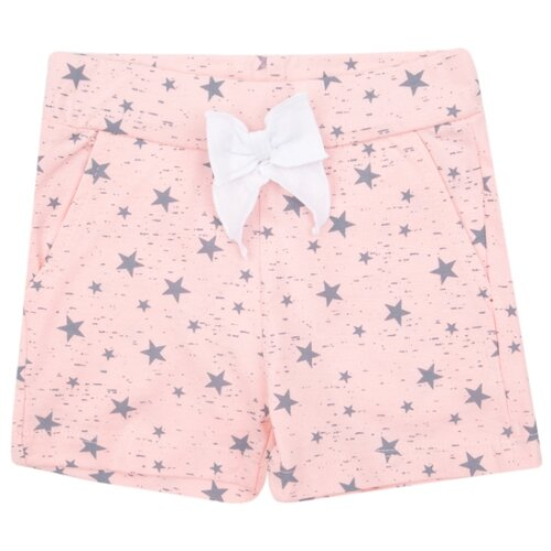 Купить Шорты Leader Kids ЛКЛ20222113 размер 68, розовый, Брюки и шорты