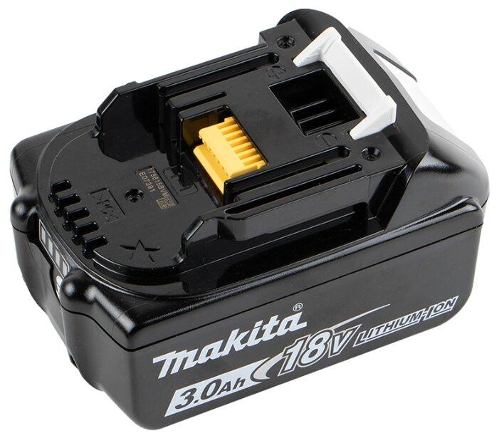 Аккумулятор Makita 197600-6 Li-Ion 18 В 3 А·ч — цены на Яндекс.Маркете