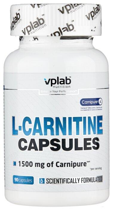 Vplab L-карнитин капсулы (90 шт.)