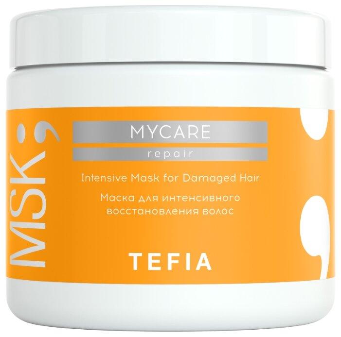 Tefia Маска для интенсивного восстановления волос MyCare Repair