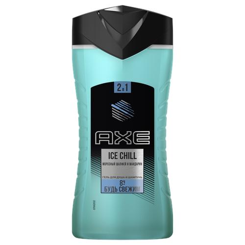 Гель для душа и шампунь Axe Ice Chill, 250 мл гель для душа и шампунь axe