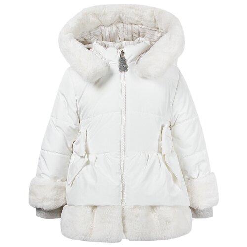 Куртка Lapin House размер 86, кремовый