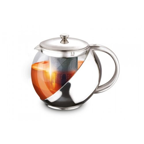 LARA Заварочный чайник LR06-10, 0.75 л, прозрачный по цене 533