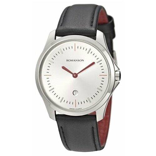 Наручные часы ROMANSON TL4214UUW(WH)BK наручные часы romanson rl2605tlw wh bk