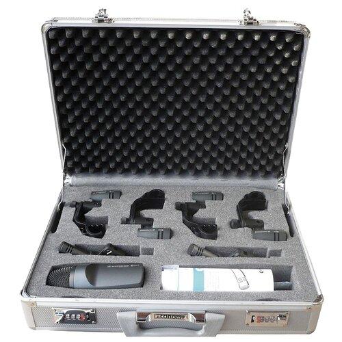 Комплект микрофонов Sennheiser E 600, черный