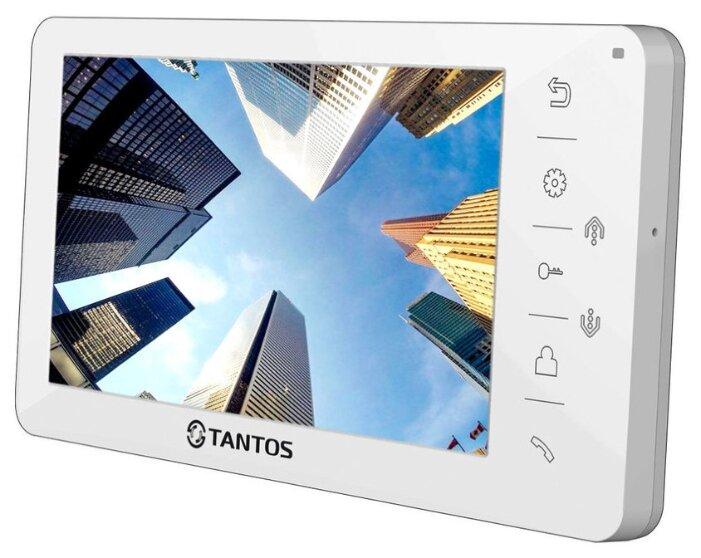 Домофон (переговорное устройство) TANTOS Amelie White белый (дверная станция)