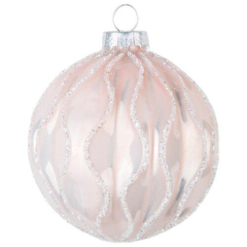 Набор шаров KARLSBACH 08507, розовый