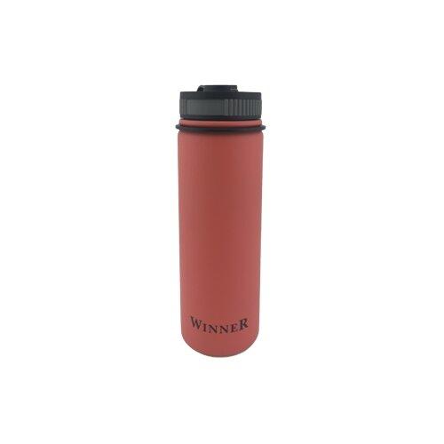 Термобутылка Winner WR-8340/8341/8342, 0.5 л красный