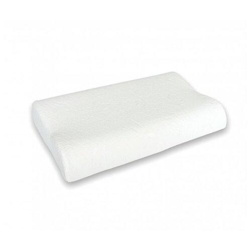 Подушка АльВиТек Орто-Эрго-3 (ОРТО-ЭРГО-3) 43 х 67 см белый цена 2017