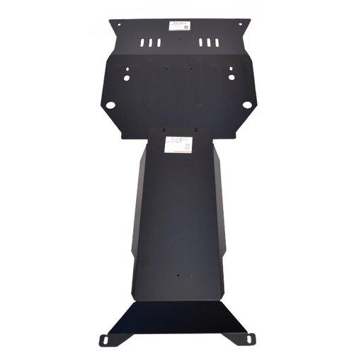 Комплект защиты ALFeco ALF0322st для Chevrolet