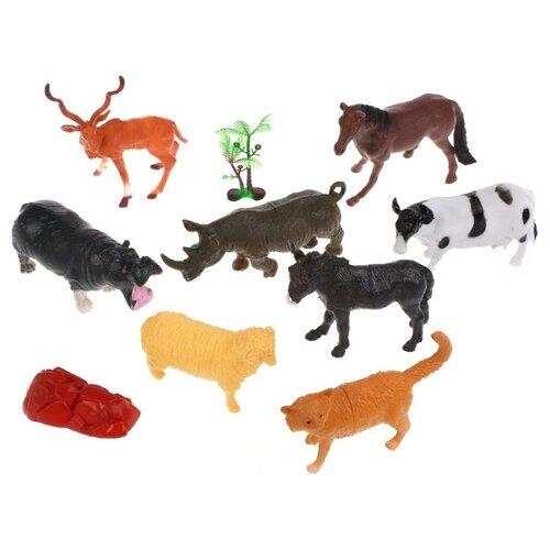 Купить Фигурки Наша игрушка Wild Animal 661-15, Игровые наборы и фигурки