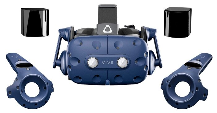 Шлем виртуальной реальности HTC Vive Pro Eye Full Kit фото 1