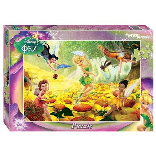 Купить Пазл Step puzzle Disney Феи (94092), 160 дет., Пазлы