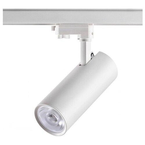 Фото - Трековый светильник-спот Novotech Hela 358332 спот novotech 370560