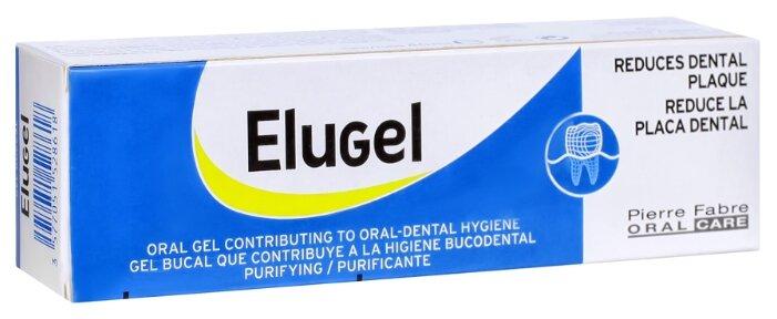 Элюгель гель для десен туба 40мл
