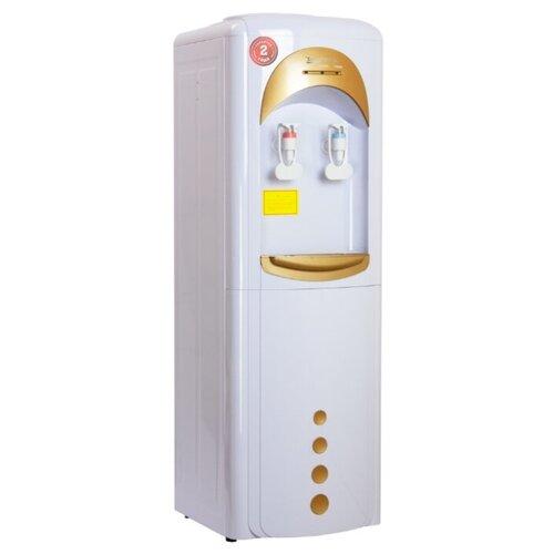 Напольный кулер Aqua Work 16-LD/HLN белый/золотой