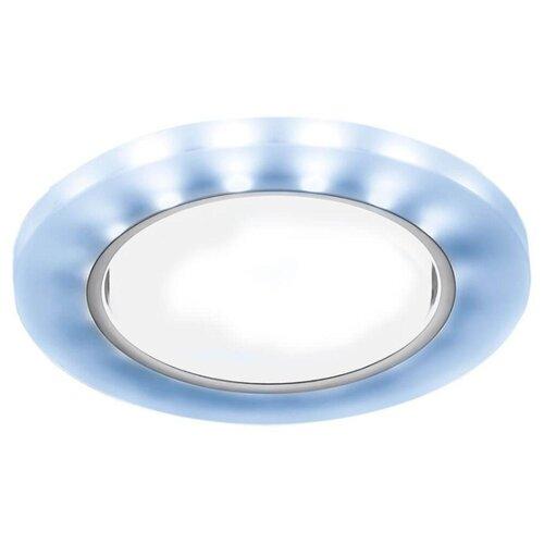 Встраиваемый светильник Ambrella light G214 CL/CH/CLD встраиваемый светильник ambrella light g201 cl ch