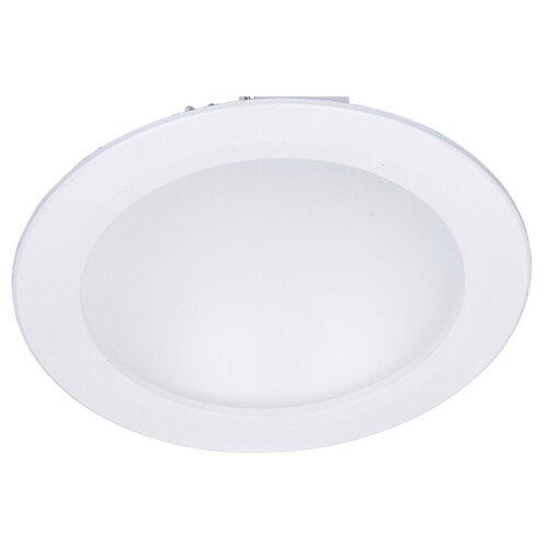 Встраиваемый светильник Arte Lamp Riflessione A7016PL-1WH