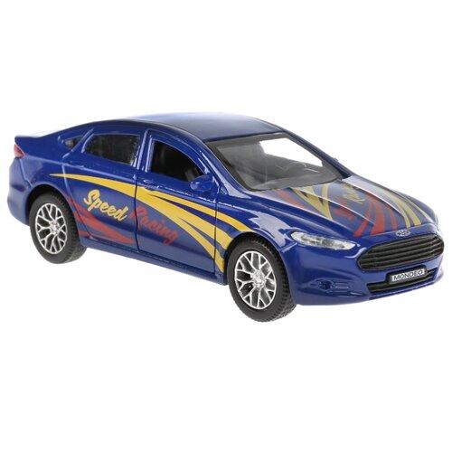 цена на Легковой автомобиль ТЕХНОПАРК Ford Mondeo Спорт (MONDEO-S) 12 см синий