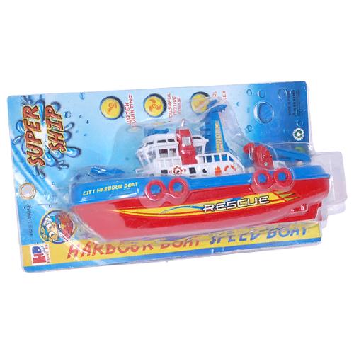 Игрушка для ванной Hong Di Super Ship. Rescue di hong хоккей 99788